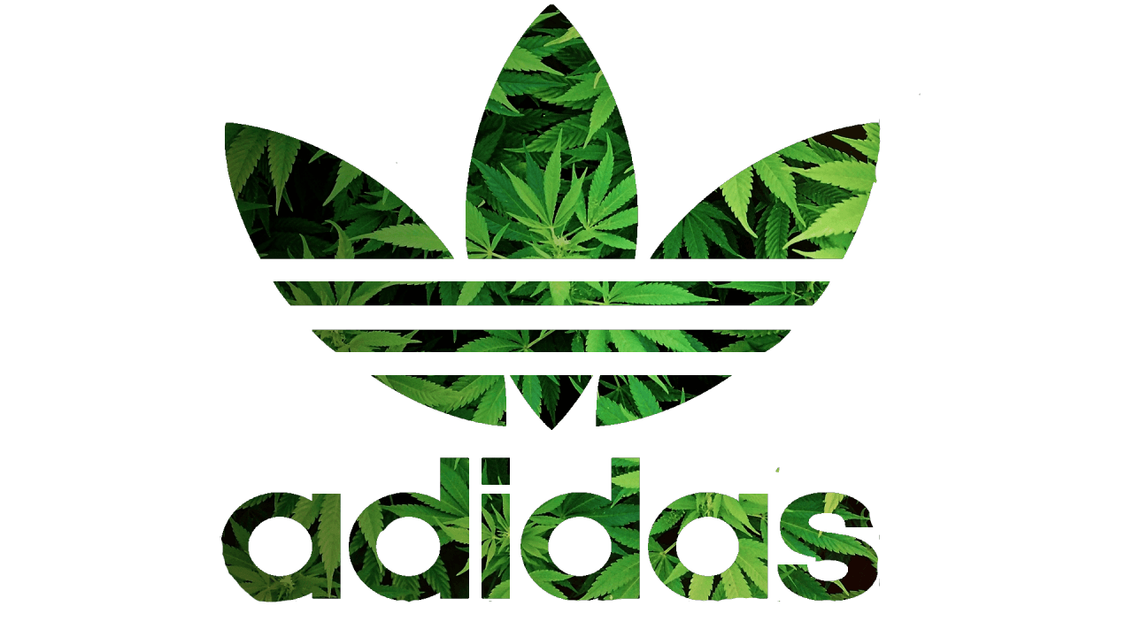 Adidas Advert Features Cannabis Farm - Different Weed