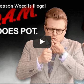 Weed Episode - Adam Ruins Everything