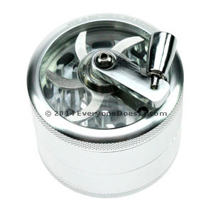 Blitzer Rotary Herb Grinder