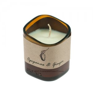 Candles Naturally BsaB Scented Candle Small Opopanax and Ginger