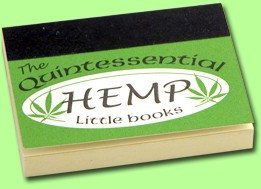 Filter Tips Organic Hemp Coated Little Book Single