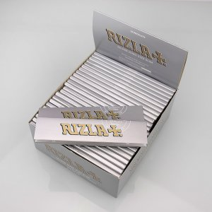 Rolling Papers King Size Slim Silver