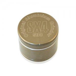 SX4 u2013 4 Part Grinder/Sifter Gunmetal