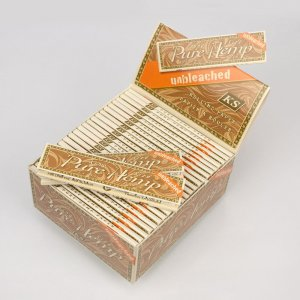 Single Pack King Size Pure Hemp Rolling Papers