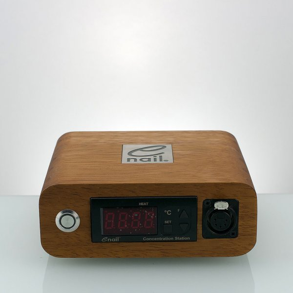 Standalone Wooden Concentration Station