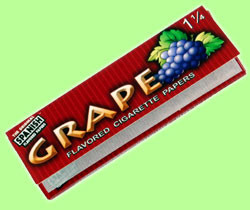 The Original Spanish Grape Flavoured Rolling Papers