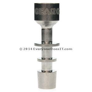 Titanium Duo Domeless Nail 14.5-18.8mm