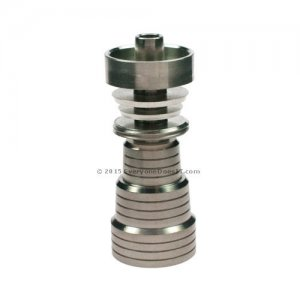 Universal Titanium Concentrate Domeless Nail Male/Female