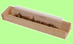 Wooden Rolling 'V' Block