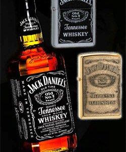 Zippo Lighter Jack Daniel's