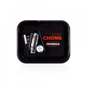Tommy Chong Rolling Kit with 2-pc grinder in Gift Box