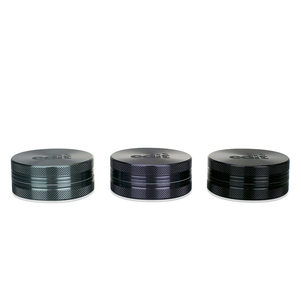 2-Part Aluminum Herb Grinder Medium