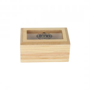 3x5 Glass Top Sifter Box