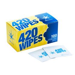 420 Sterilizing Wipes