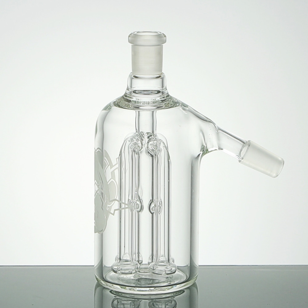 45 Degree 4 Arm Showerhead Perc Ash Catcher