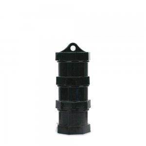 Black Stackable Dab Jars