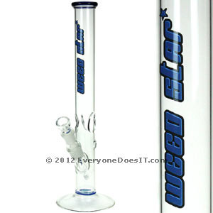 Blue Eye Payday Glass Bong