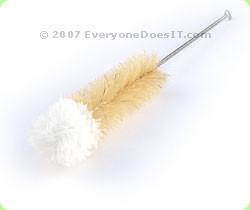 Bong Brush 15cm x 4cm Cotton Tip