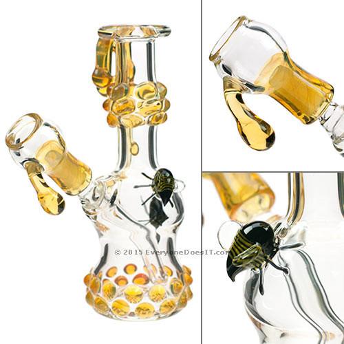 Bumblebee Honey Bubbler Oil Rig