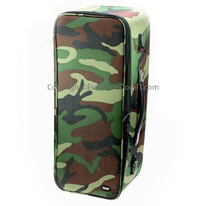 Camo Bag Bong Carry Case