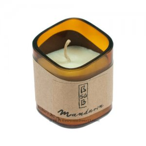 Candles Naturally BsaB Scented Candle Small Mandarin