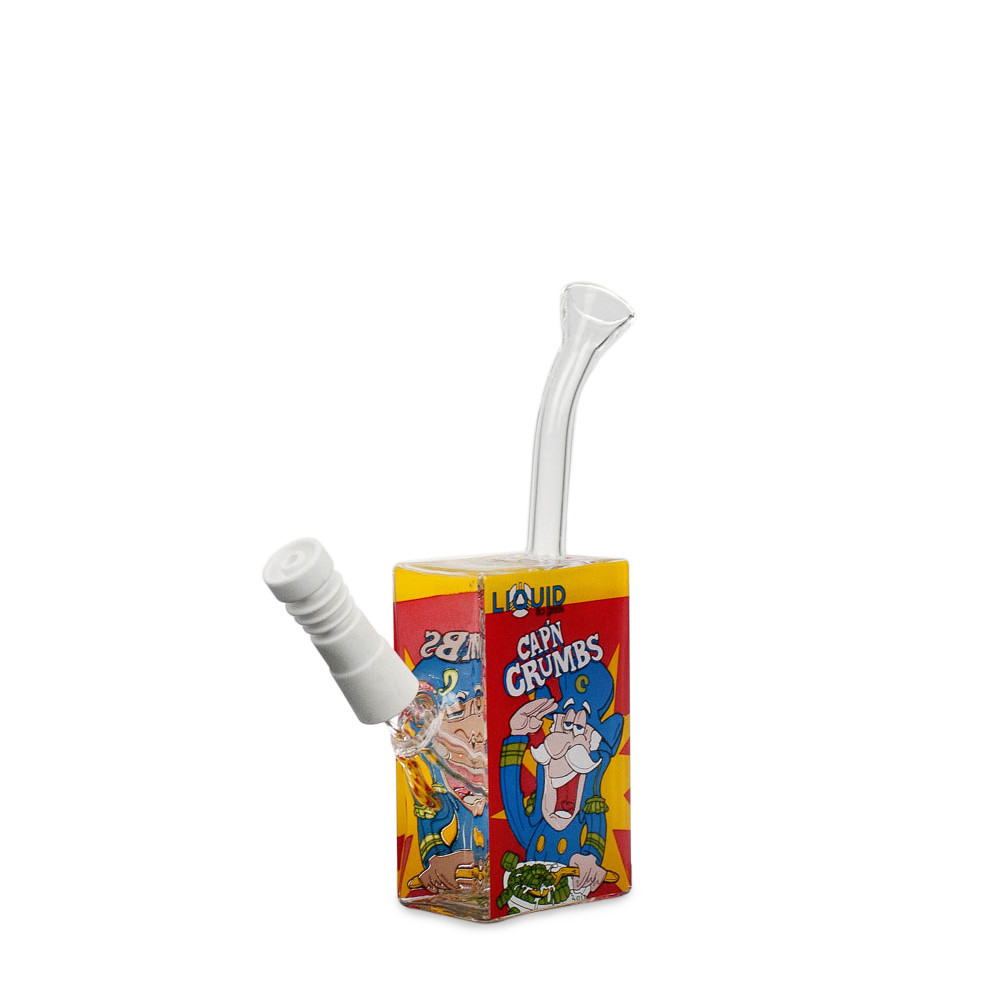 Cereal Box Dab Rig