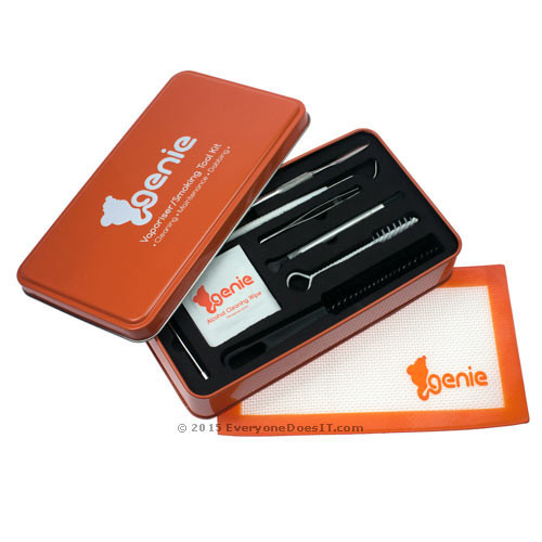 Concentrate Tools Kit
