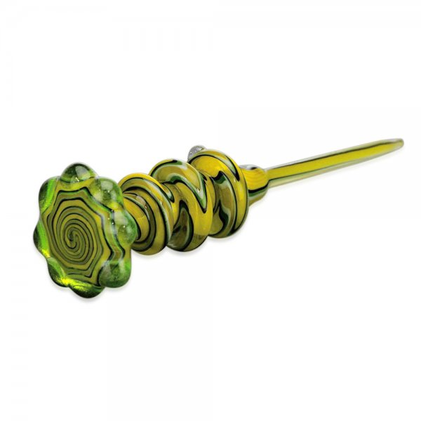 Crown Dabber with Carb Cap Assorted
