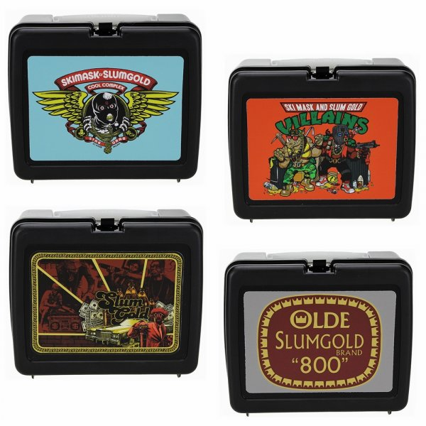 Dab Rig Storage Limited Edition Thermos Lunchbox
