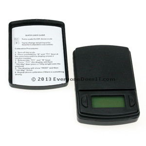 Digital Pocket Scale Mini-Scale MM-100