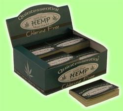Filter Tips Pure Hemp Maxi Pack Single Book