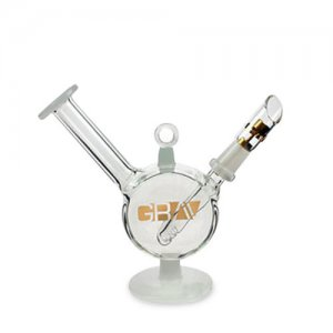 Grav Gold Collection Mini Pendant Disc Rig With Accents