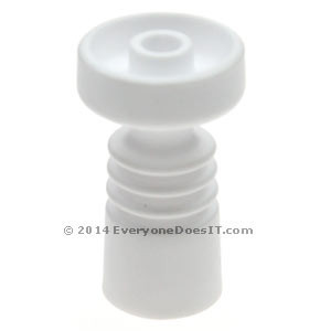 Hive Ceramic Domeless Concentrate Nail