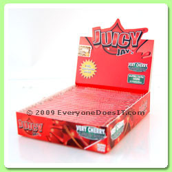 King Size Slim Papers Box of 24 Packs