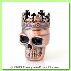 King Skull Grinder/Sifter
