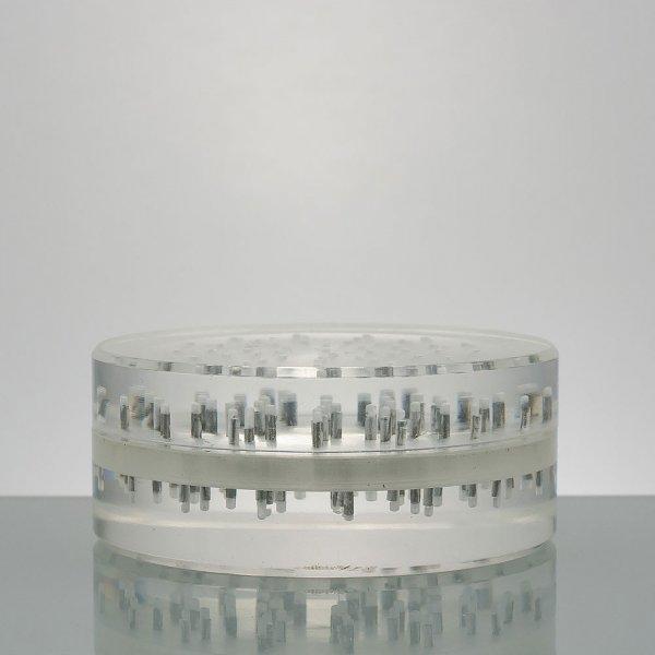 Large Transparent Pin Grinder