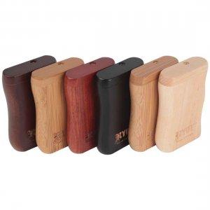 Magnetic Wooden Taster Box
