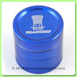 Mini 4-Piece Grinder/Sifter 30mm