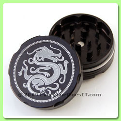 Mini Dragon Grinder Black