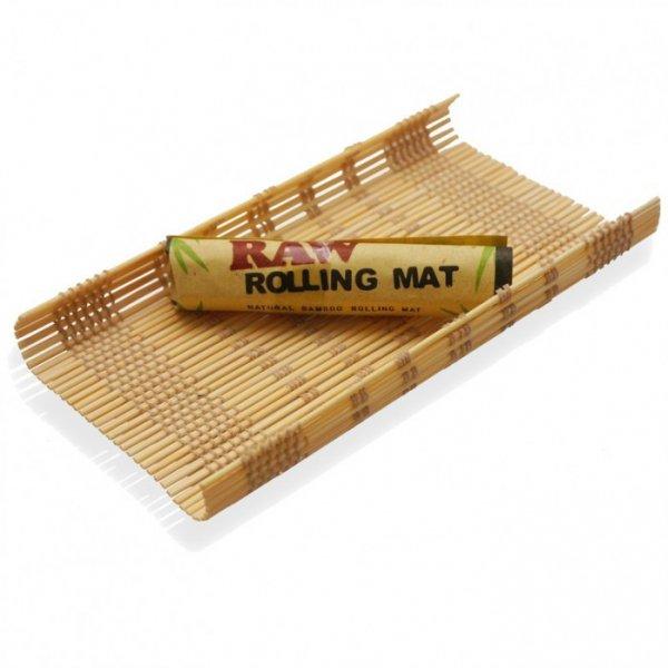 Natural Bamboo Rolling Mat