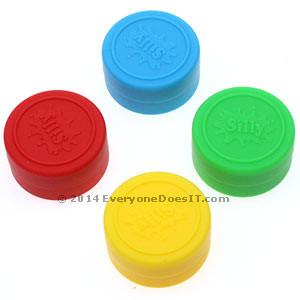 Non Stick Silicone Box Jars