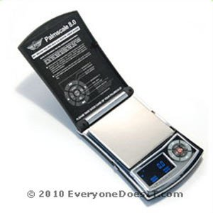 Palmscale 8 Advance Digital Weighing Scales 300g x 0.01g