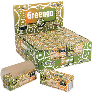 Paper Rolls King Size Natural Unbleached Single