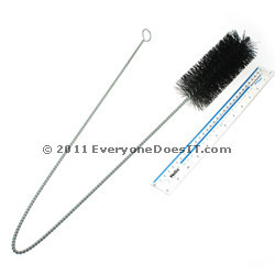 Pipe Cleaning Brush Straight Tip