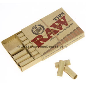 Pre Rolled Tips Single Pack
