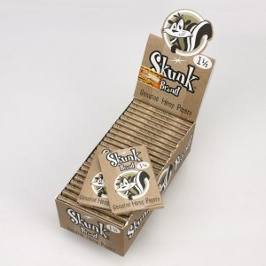 Rolling Papers 1.5 Size Hemp Single Pack