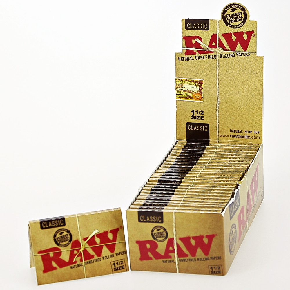 Rolling Papers 1.5 Size Single Pack