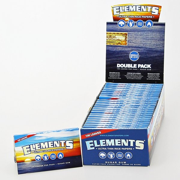 Rolling Papers Double Pack Single Wide Single Pack