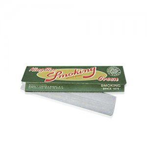 Rolling Papers King Size Green Single Pack