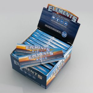 Rolling Papers King Size Slim with Tips Single Pack